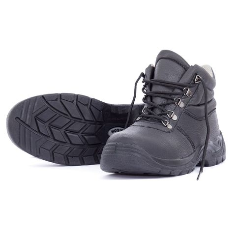 BISON DUTY LACE UP SAFETY BOOT