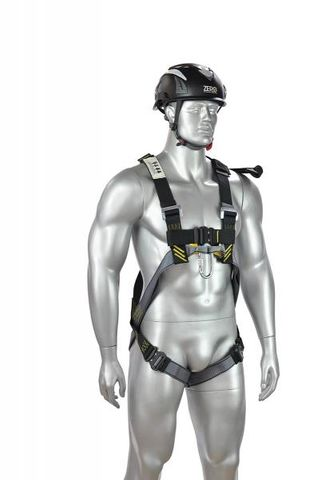 HEIGHT SAFETY PBI  FULL BODY HARNESS QUICK CONNECT BUCKLES Z-30