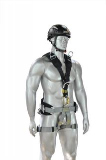 HEIGHT SAFETY PBI ZERO PLUS WORK RESCUE HARNESS Z+71/R