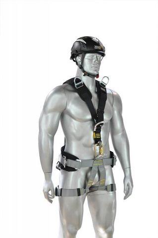 HEIGHT SAFETY PBI ZERO PLUS WORK RESCUE HARNESS Z+71/R