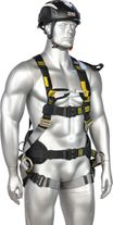 HEIGHT SAFETY PBI ZERO RIGGERS HARNESS Z+87/R