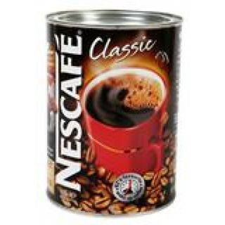 CAFE NESCAFE CLASSIC COFFEE 500G EACH