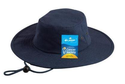 SURF HAT NAVY 4287