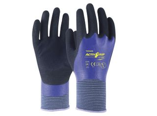 ACTIVGRIP NITRILE DOUBLE FULL DIP GLOVE