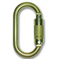 HEIGHT SAFETY QSI KARABINER TRIPLE LOCKING EN CE MARKED