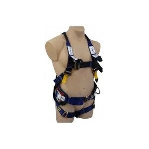 HEIGHT SAFETY QSI SBE5 HARNESS PADDED WAIST BELT D RINGS  EACH