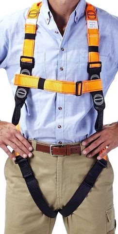 HEIGHT SAFETY LINQ HARNESS - ESSENTIAL