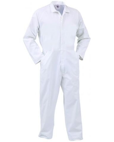 FOOD INDUSTRY COTTON  OVERALL