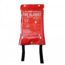 FIRE SAFETY PSL FLAMEFIGHTER FIRE BLANKET 1.8 X 1.2 M EA