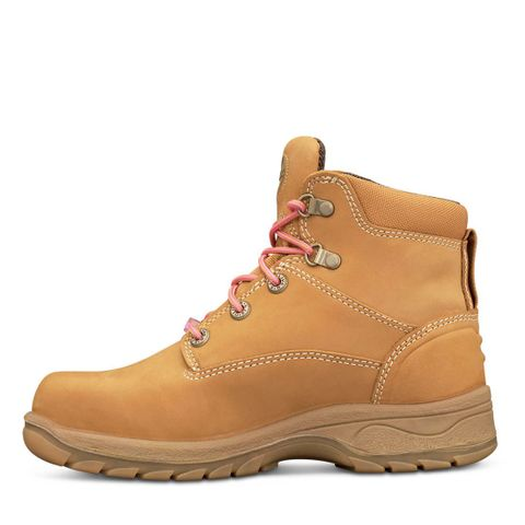 OLIVER 49432 LADIES LACE UP SAFETY BOOT