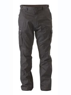 BISLEY CARGO PANTS BLACK
