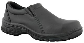 OLIVER 49430 WOMENS BLACK SLIP ON SHOE