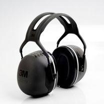 HEARING 3M EARMUFF PELTOR X SERIES BLK CL 5 EA