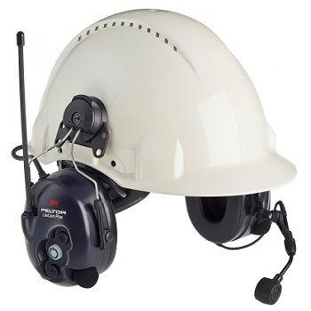 HEARING 3M EARMUFF LITECOM PLUS CAP ATTACH EACH