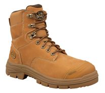 BOOT OLIVER AT 55 SERIES KEVLAR LACE UP NUBUCK WHEAT