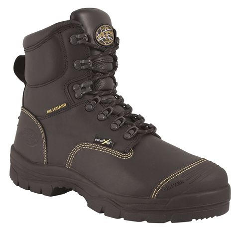 OLIVER 55346 LACE UP METATARSAL BOOT