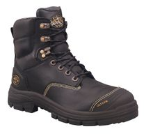 BOOT OLIVER AT 55 SERIES KEVLAR LACE UP BLACK