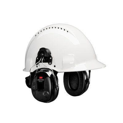 HEARING 3M EARMUFF PROTAC III SLIM  CAP ATTACHABLE CL 4 EA