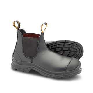 BLUNDSTONE 320 LEATHER SLIP ON BOOT