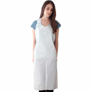 DISPOSABLE APRON POLYETHYLENE CTN 500