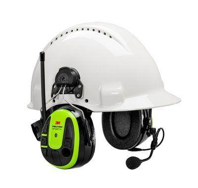 HEARING 3M BLUETOOTH RADIO CAP ATTACHABLE EARMUFF