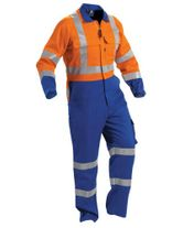 FLAME RETARDANT OVERALL ARC RATED