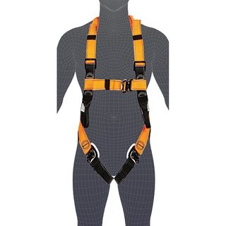 HEIGHT SAFETY LINQ HARNESS - QUICK RELEASE