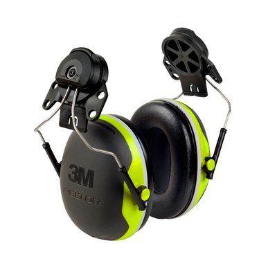 HEARING 3M EARMUFF  X SERIES PREMIUM CAP ATTACH CL 5 EA