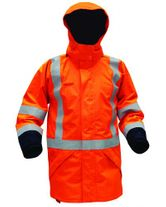 JACKET ARGYLE ARCGUARD 36CAL FLAME RETARDANT ANTISTATIC TTMC-W17