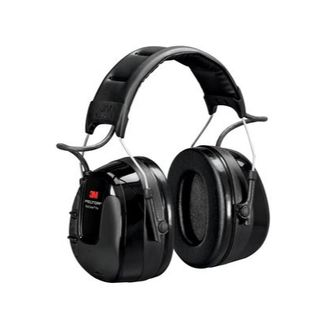 3M PELTER WORKTUNES AM/FM RADIO EARMUFF