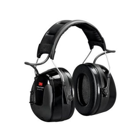 HEARING 3M EARMUFF PELTOR WORKTUNES PRO AM/FM RADIO HEADBAND