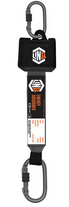 HEIGHT SAFETY LINQ RETRACTABLE LANYARD - 2.5MTR