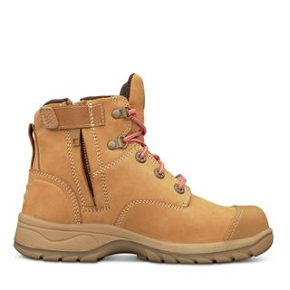 BOOT OLIVER 49 SERIES LADIES LACE UP BOOT WHEAT PAIR