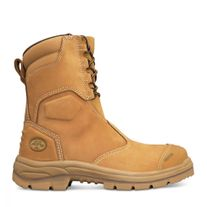 BOOT OLIVER AT 55 SERIES KEVLAR HIGH TOP L/UP WHEAT NUBUCK