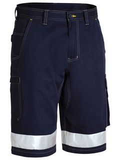 BISLEY 3M TAPED LIGHTWEIGHT CARGO SHORTS