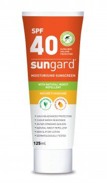SUNSCREEN ESKO SUNGARD SPF40 -125ML WITH INSECT REPELLENT
