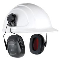 HEARING HOWARD LEIGHT VERISHIELD  CAP ATTACHABLE EARMUFF 1012536