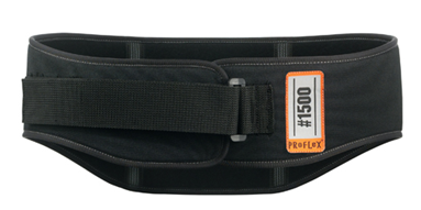 SUPPORTS PROFLEX WEIGHTLIFTERS BELT EACH