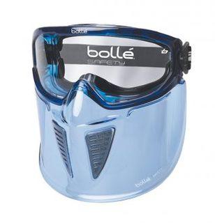 BOLLE BLAST CLEAR HC/AF GOGGLE & SHIELD