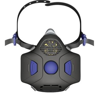 3M HF800 SECURE CLICK REUSABLE FACE MASK