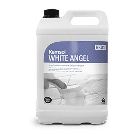 KEMSOL WHITE ANGEL COMMERCIAL BLEACH