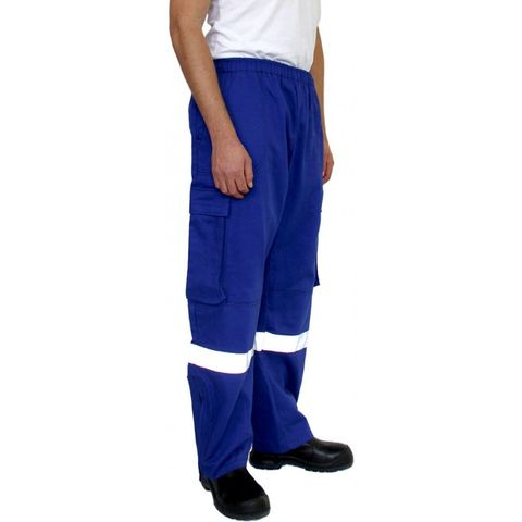 SPECTRON FR TROUSERS OR/BLUE