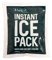 FIRST AID QSI INSTANT ICEPACK DISPOSABLE SMALL EACH