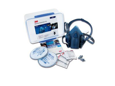 RESPIRATORY 3M WELDING KIT INCL 7500 MASK