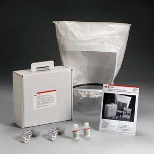 RESPIRATORY 3M FIT TEST KIT EACH FT-30 BITTER