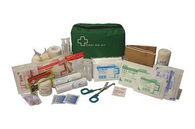 FIRST AID KIT 1-5 PERSON SOFT PACK EA