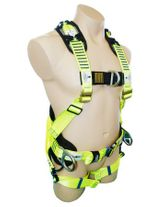 HEIGHT SAFETY QSI  HARNESS FULL BODY PADDED WAIST EA