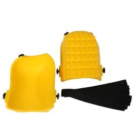 Kneepad Yellow - German