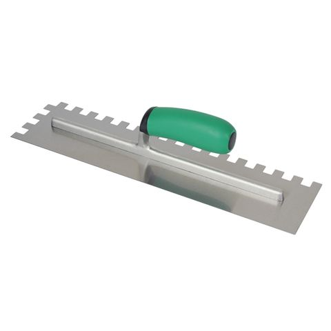Notched Trowel - Large