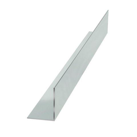 Geo Angle Bright Silver